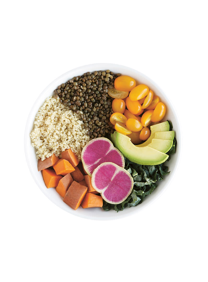 BOLD COLORS, HEALTHY FOOD_Beauty Bowl