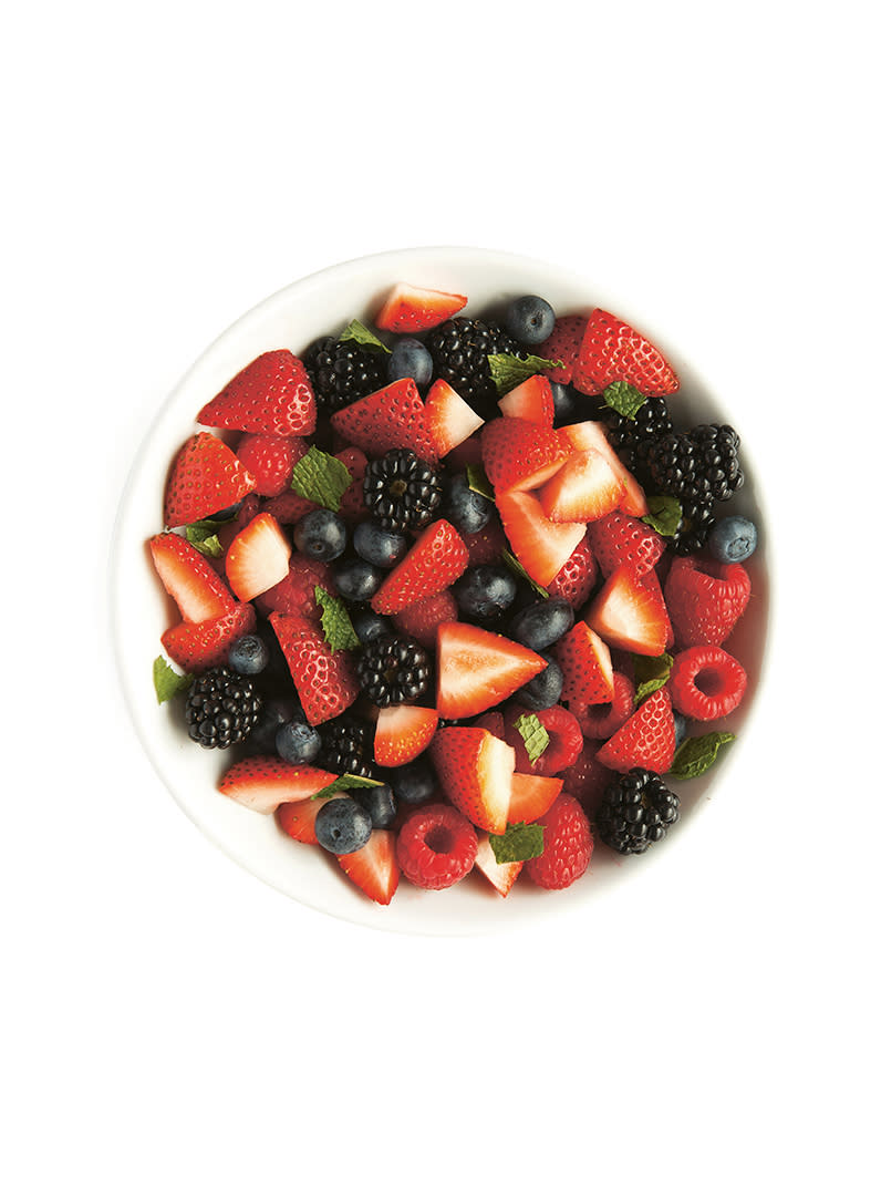 BOLD COLORS, HEALTHY FOOD_berries