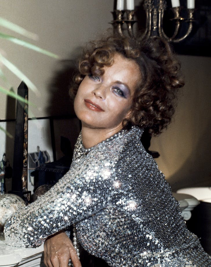 1970s Makeup GIANCARLO BOTTI GETTY IMAGES
