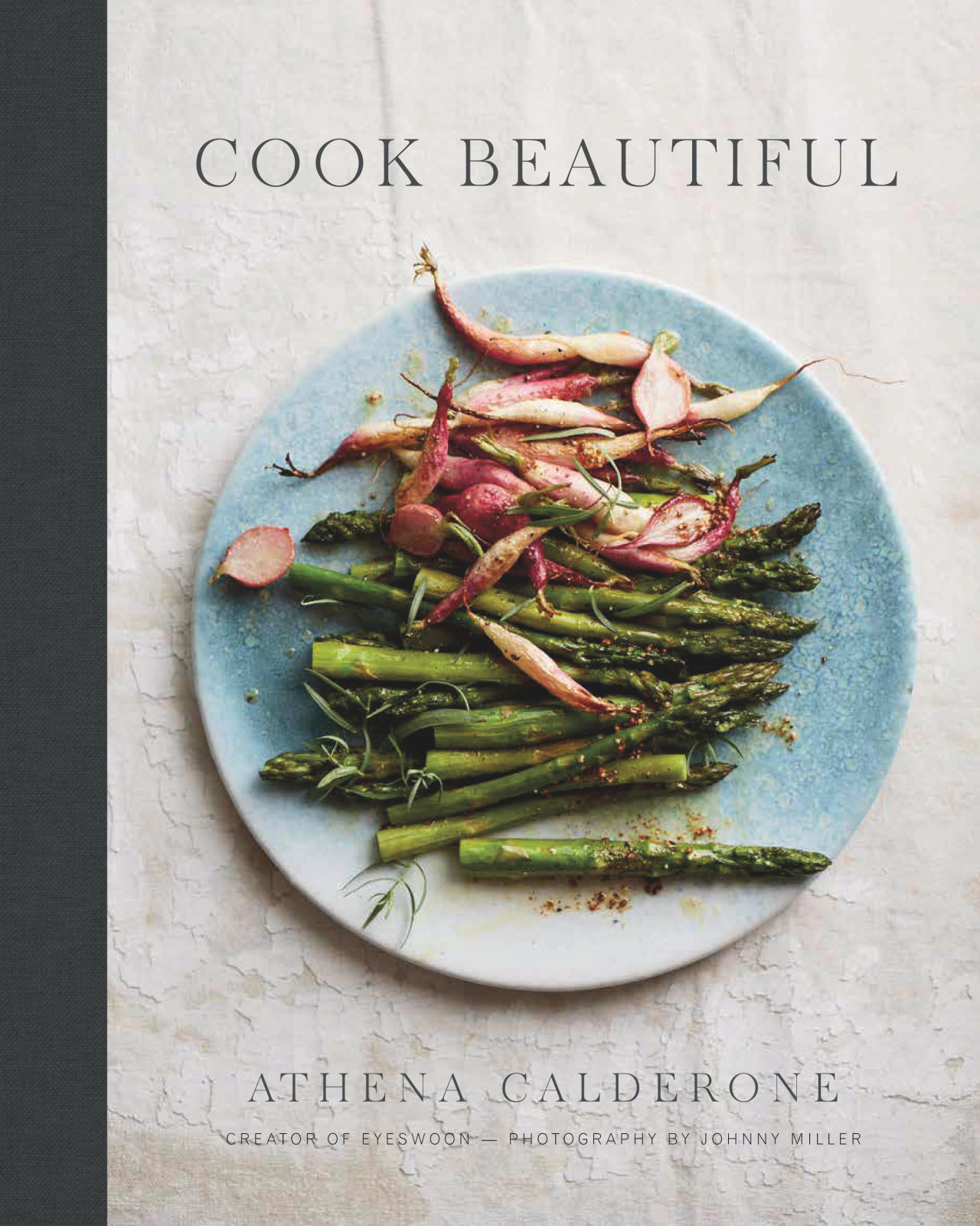 Athena Calderone on Food_BOOK COVER