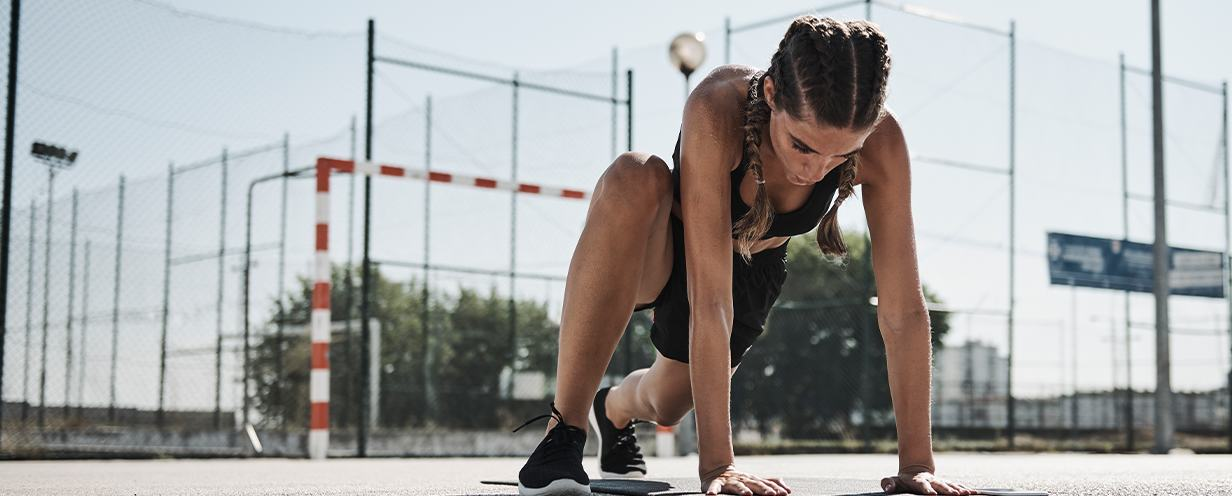 The 5 best bodyweight exercises for soccer players