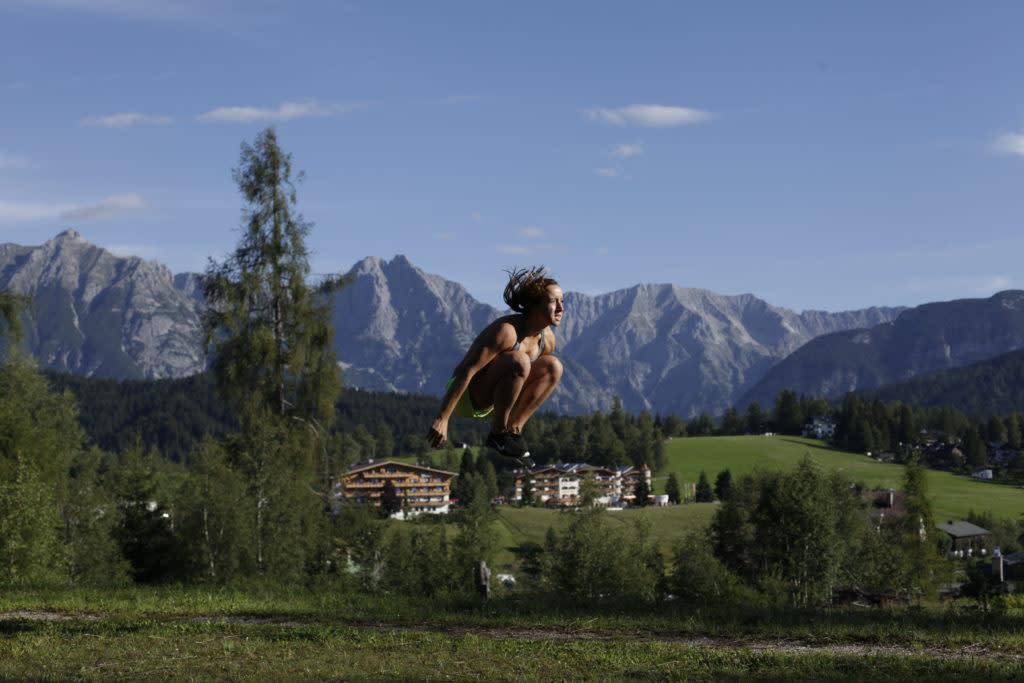 Freeletics jump