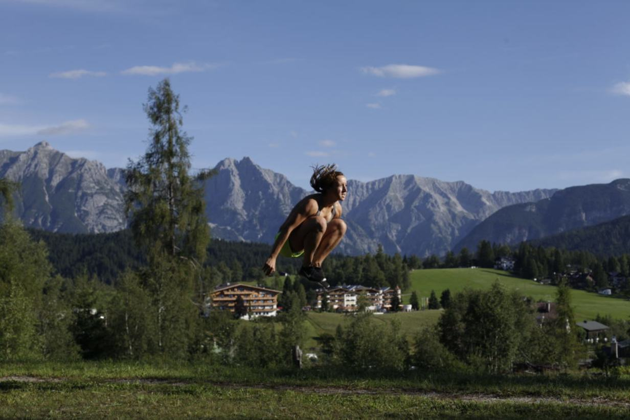 Freeletics jump