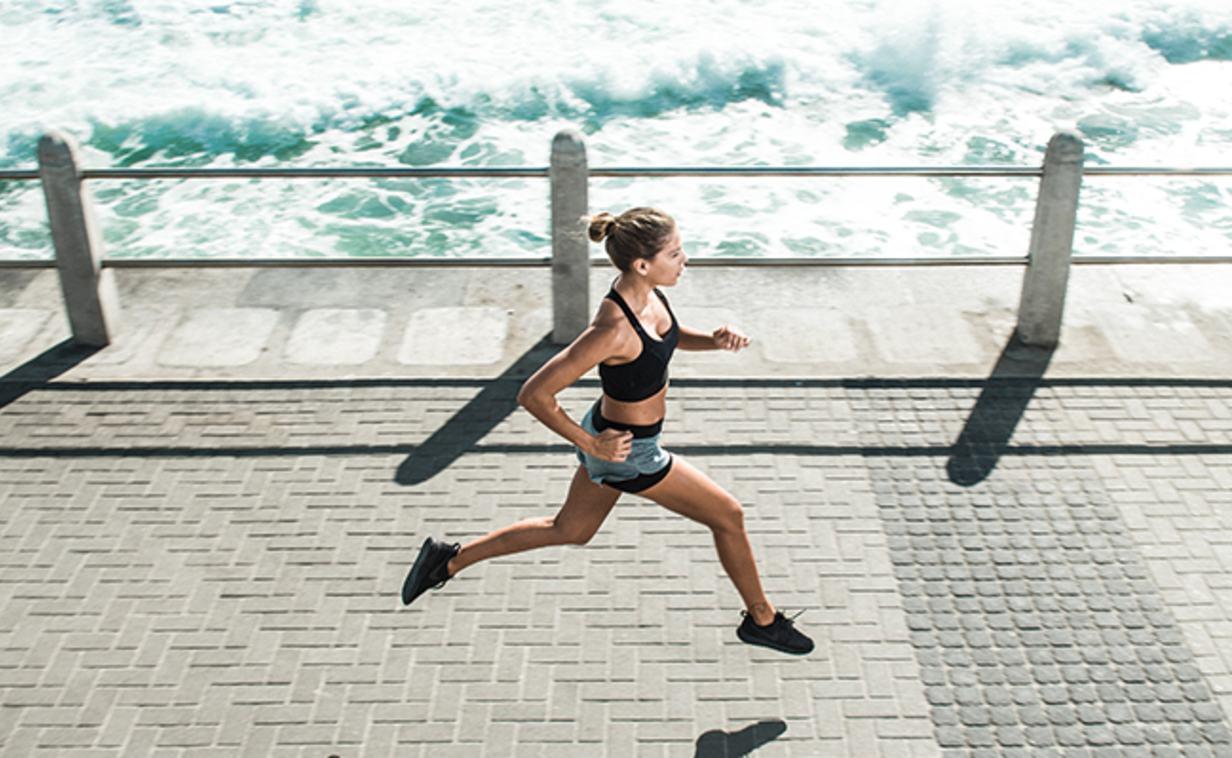 Workout Bra & Hybrid Motion Short