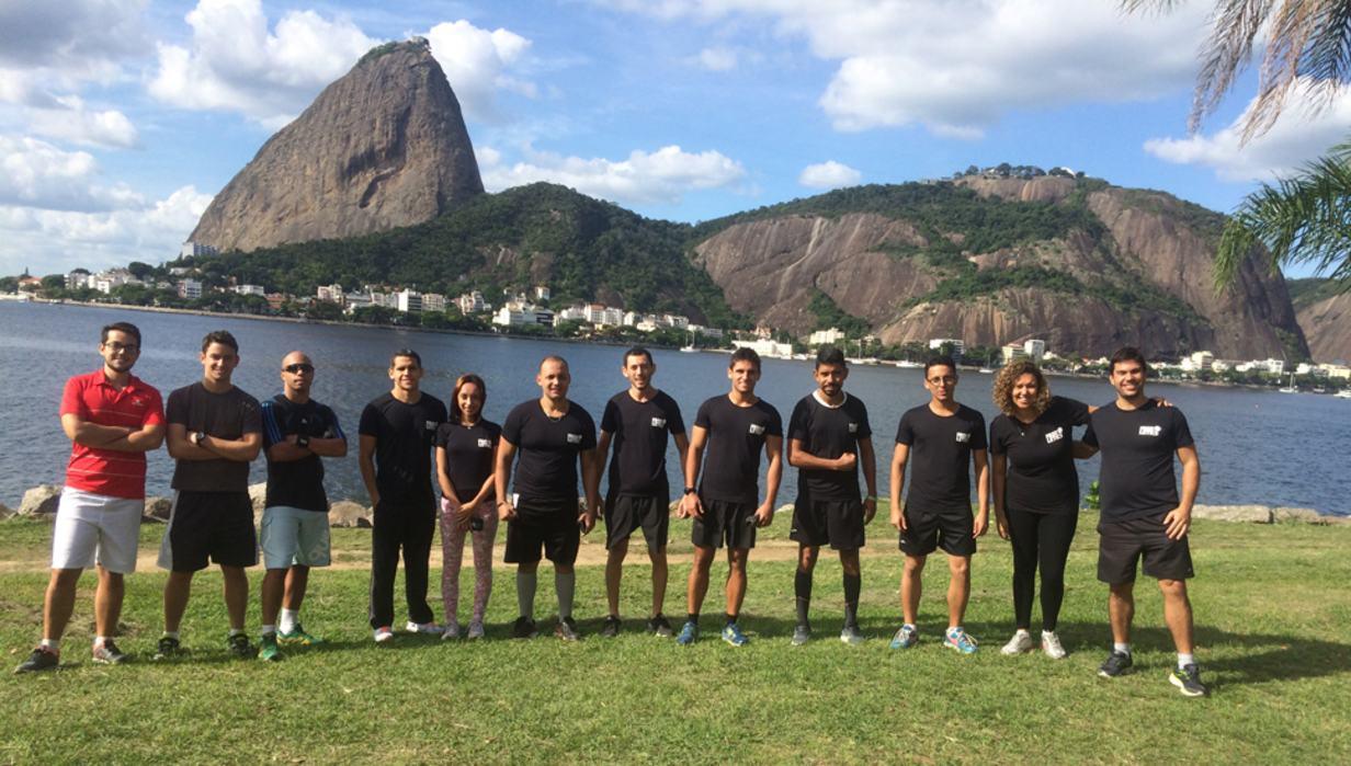 Freeletics Rio
