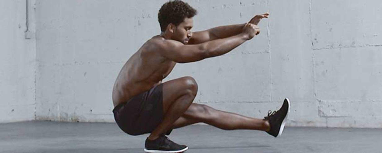 The most effective Freeletics exercises: How to reduce body