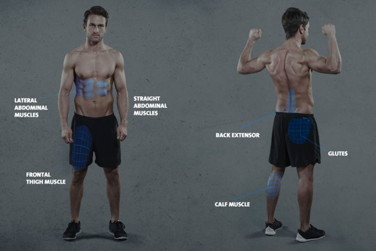 Squats: The secret to strong abs