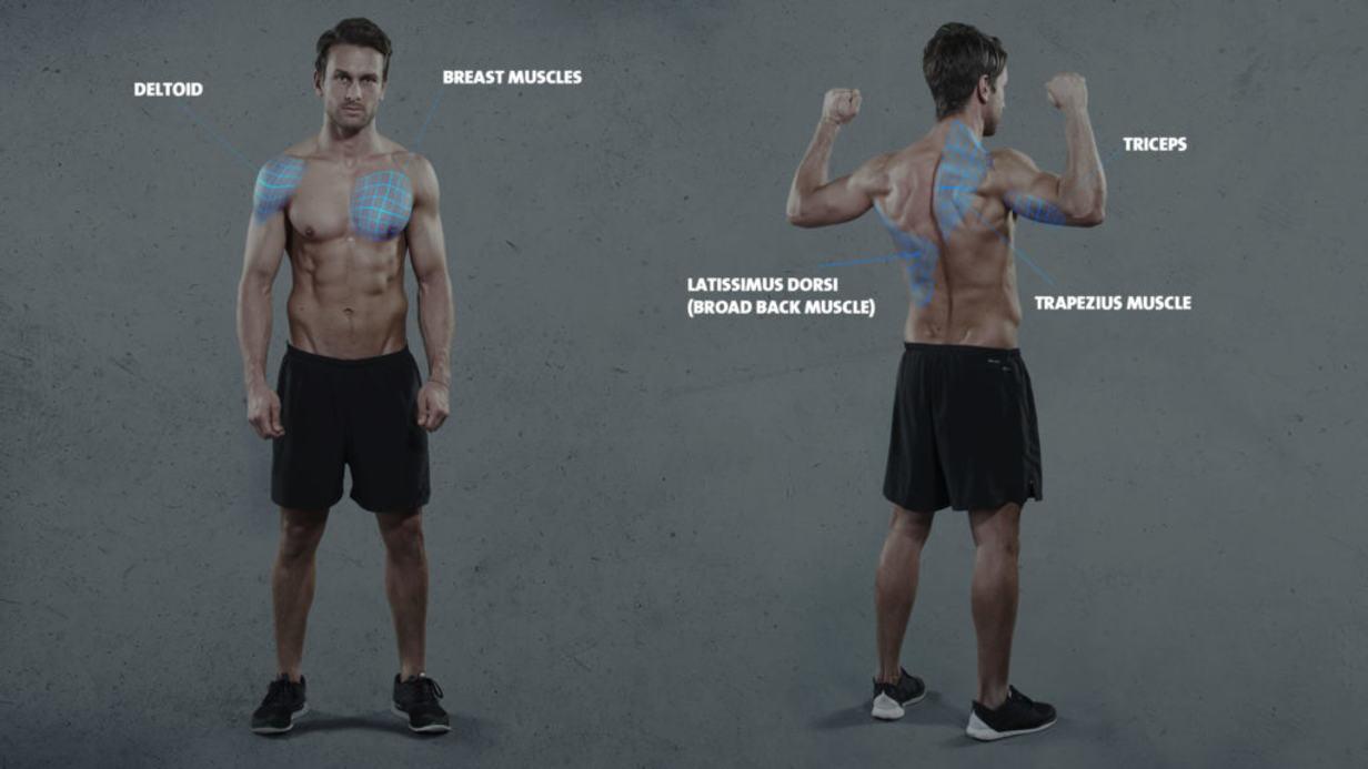 Freeletics Exercises: Handstand Push-ups