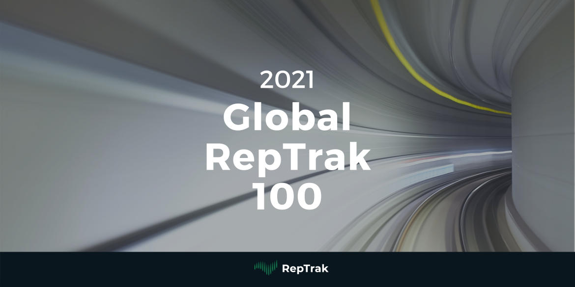 Introducing The 2021 Global RepTrak 100