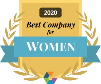 Comparably 2020 Best Company for Women