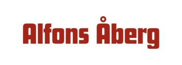 logo Alfons Åberg