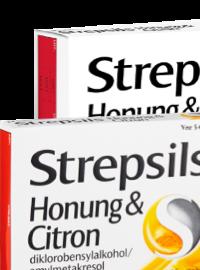 Strepsils & Strefen