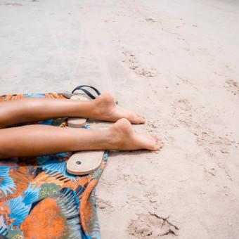 Biotherm Skydda huden på stranden