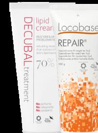 Decubal och Locobase