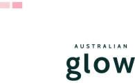 logo australian glow