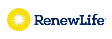 Logo Renew Life