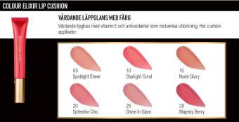 Max Factor Hitta rätt makeup för läpparna 1