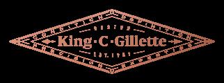 logo King C Gillette