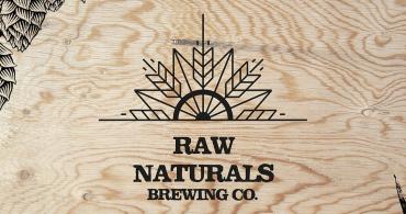 Logo Raw Natural Brewing Company