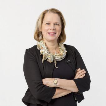 Karin Söderberg, kvalitetsdirektör på Kronans Apotek