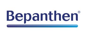 Logo Bepanthen salva för känslig hud