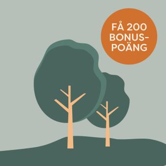 Lämna in medicin - få 200 bonuspoäng