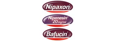 Bafucin, Nipaxon Nipenesin  logga