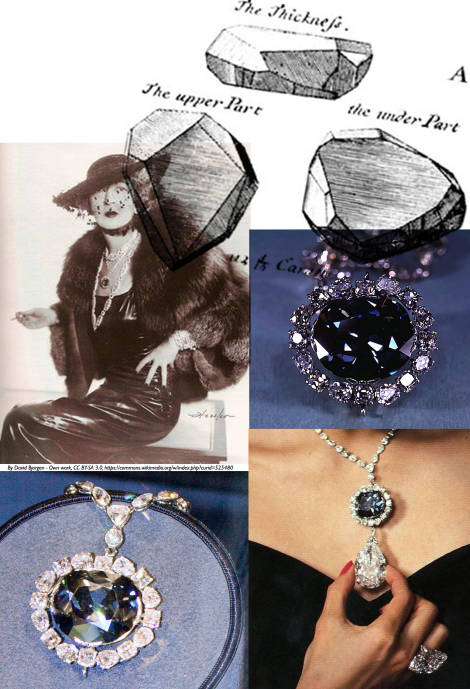Picture - The Hope Diamond