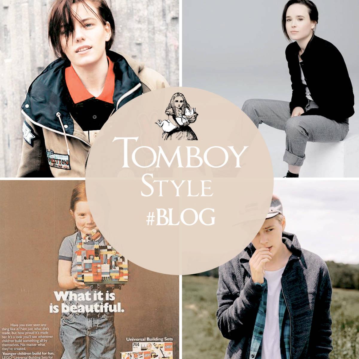 Tomboy style - Alice's Pig Blog