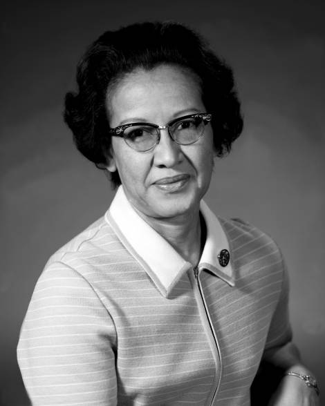 Katherine Johnson picture