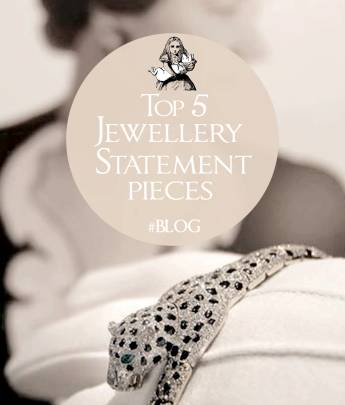 Top 5 jewellery statement pieces