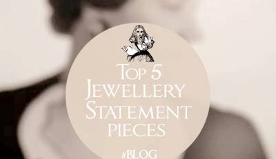Top 5 jewellery statement....