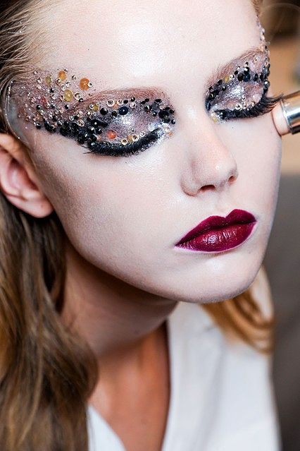Pat McGrath Make Up Example
