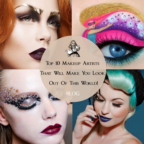 Top 10 Makeup Artists Tha....