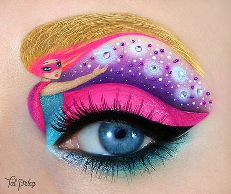 Tal Peleg Make Up Example
