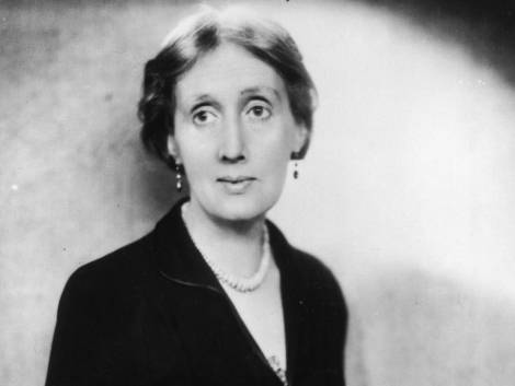 Virginia Woolf headshot