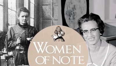 Women of note- Science ed....