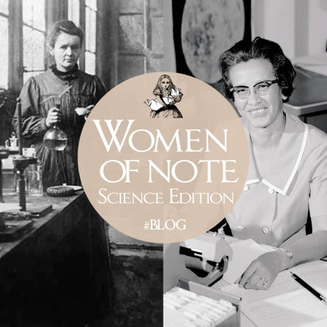Women of note- Scientist