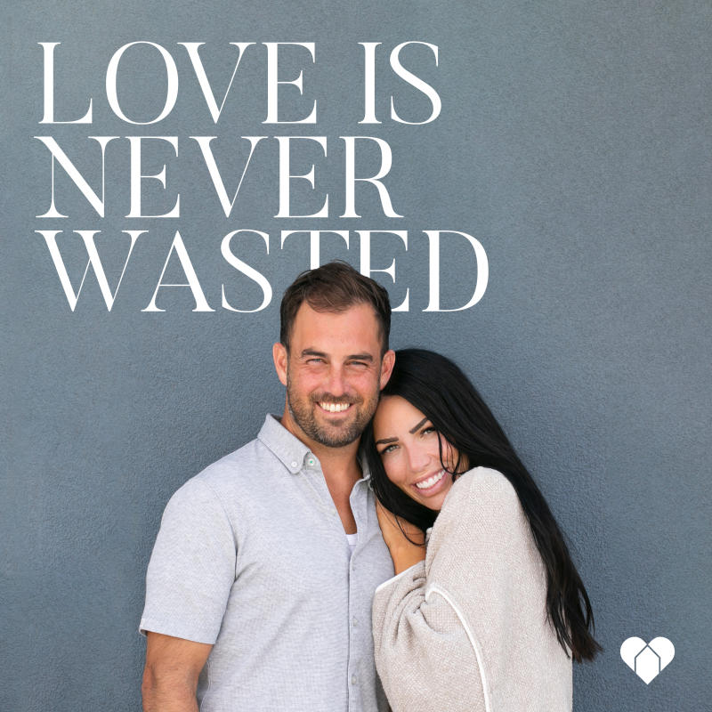 Love Is Never Wasted Article Feature Image
