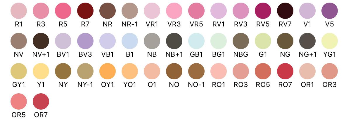 Demi Colour Singles
