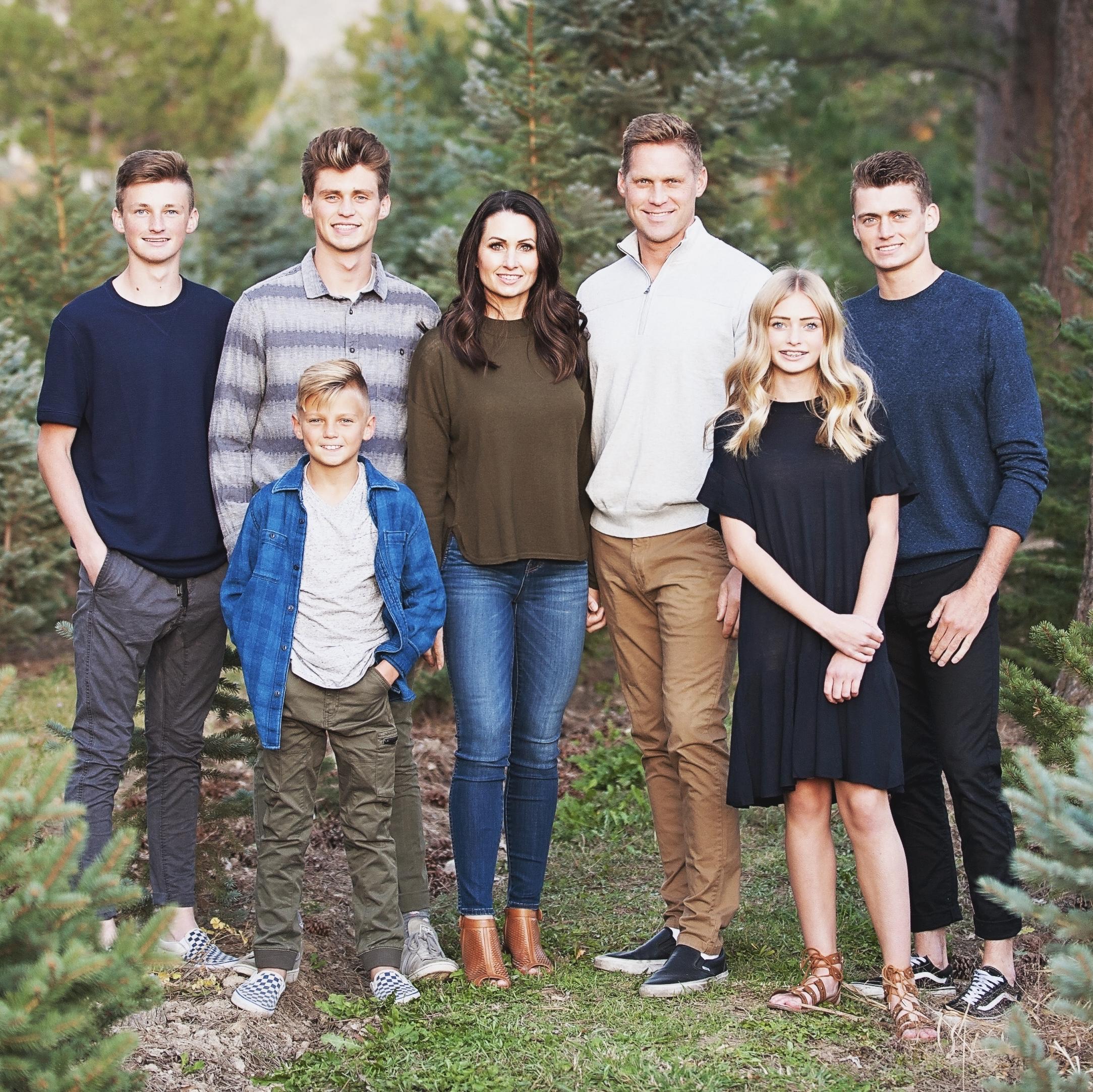Lucrecia Hale Family 1