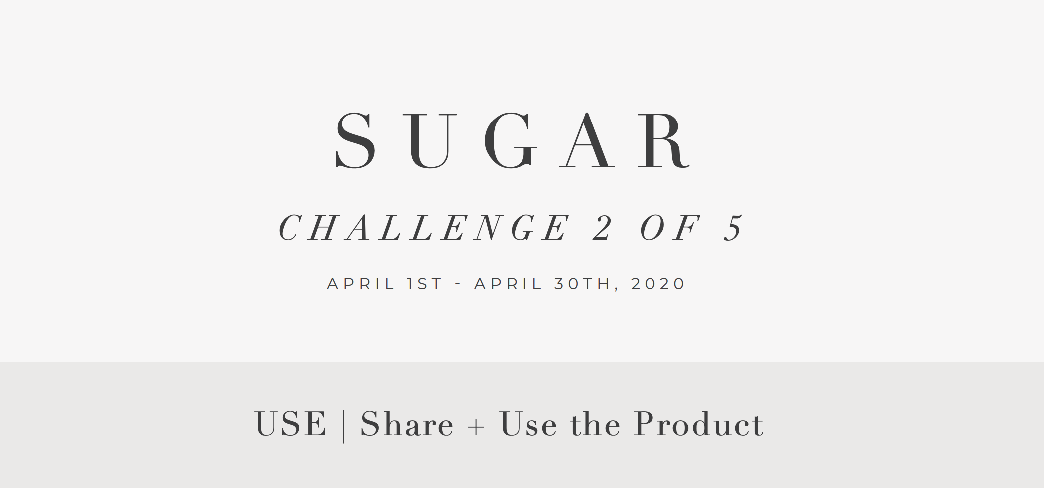 SUGAR - USE Title