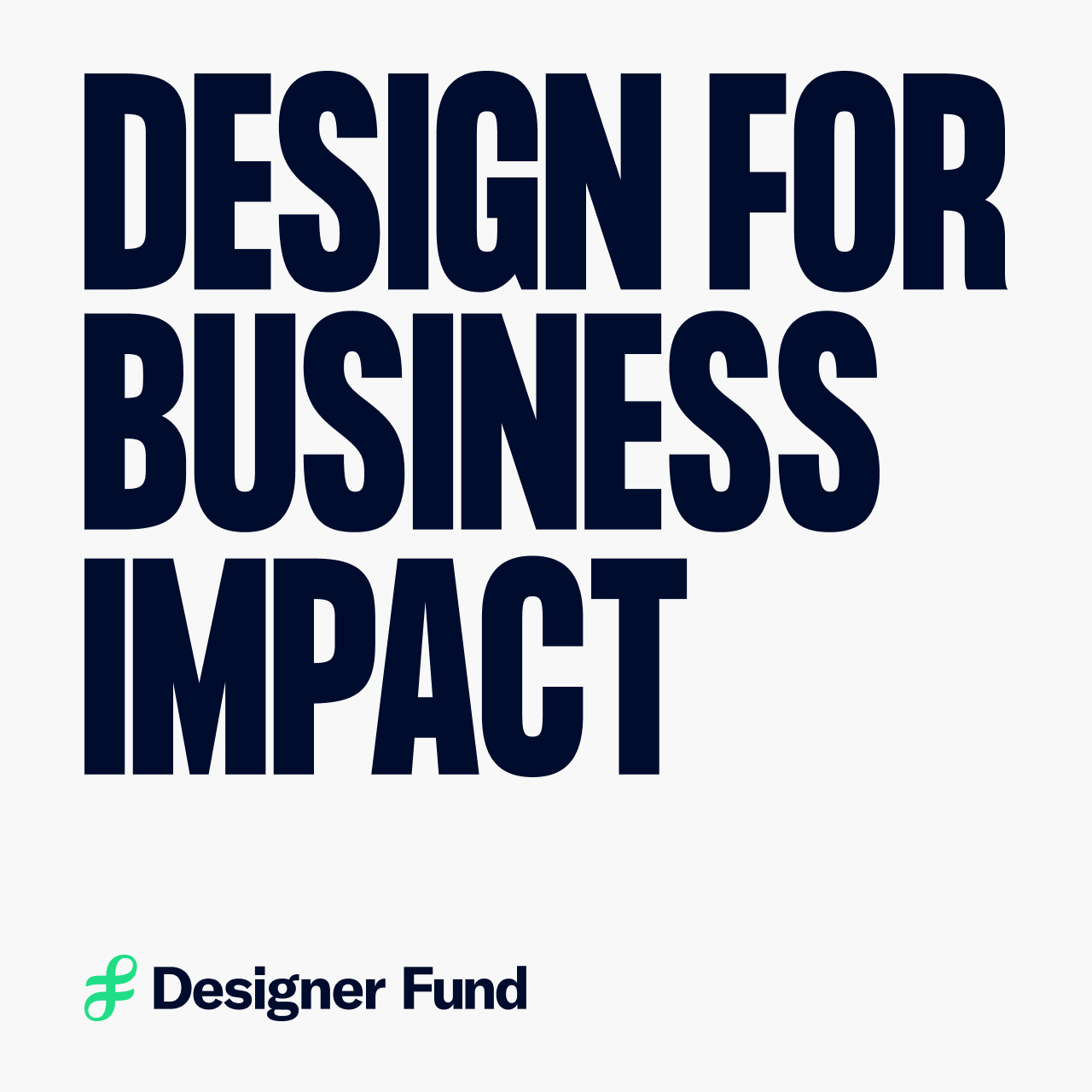 Design for Business Impact