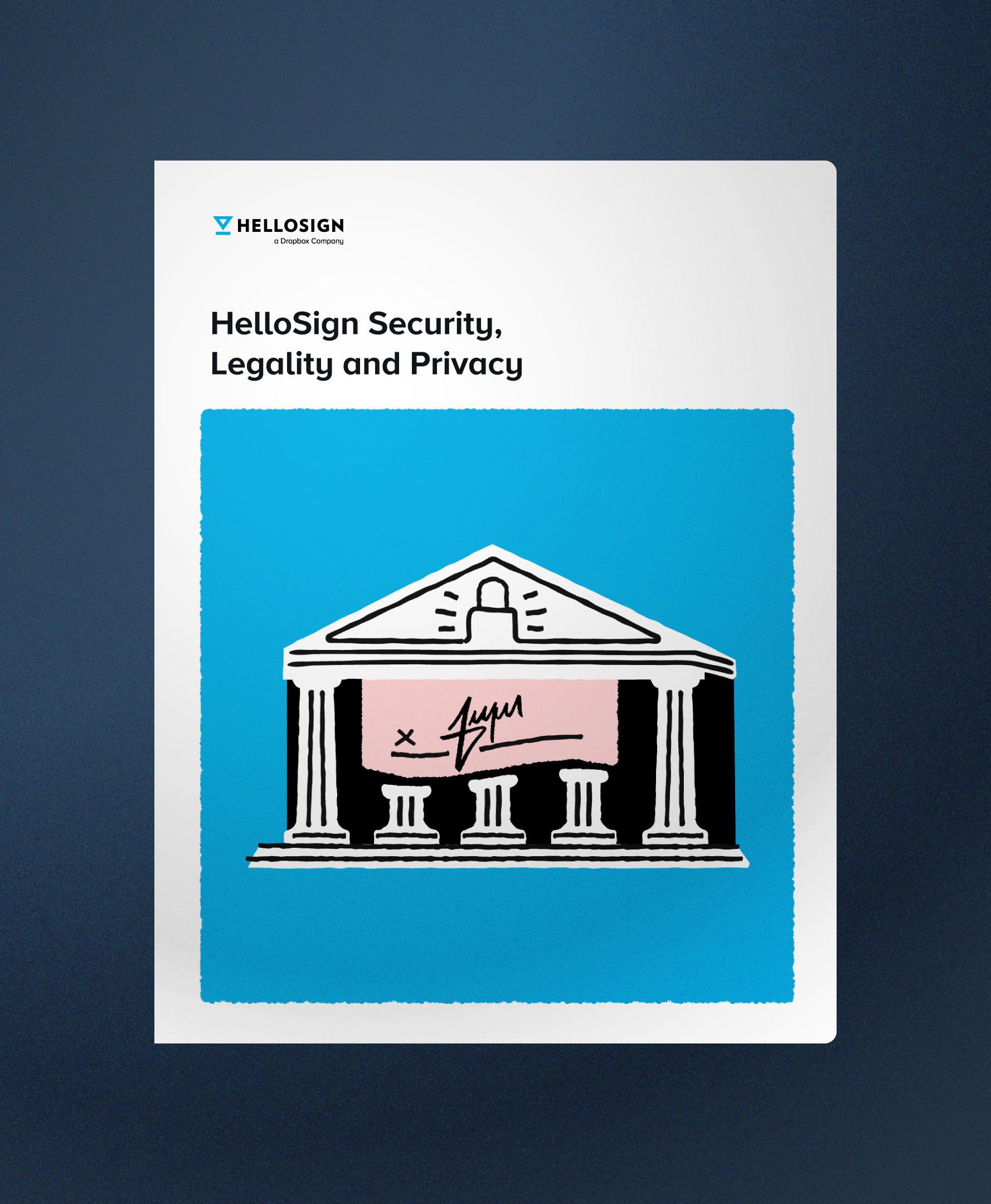 Legality guide illustration for HelloSign