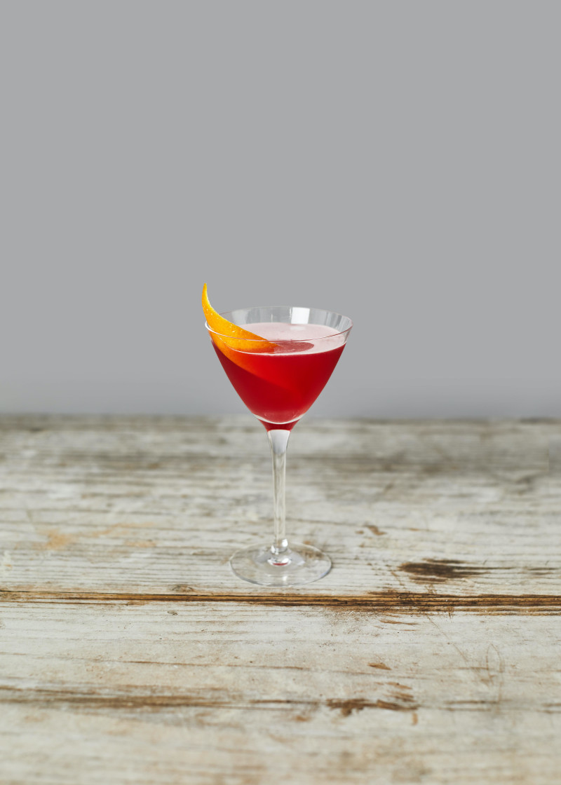 Seedlip Grove CosNOpolitan Cocktail