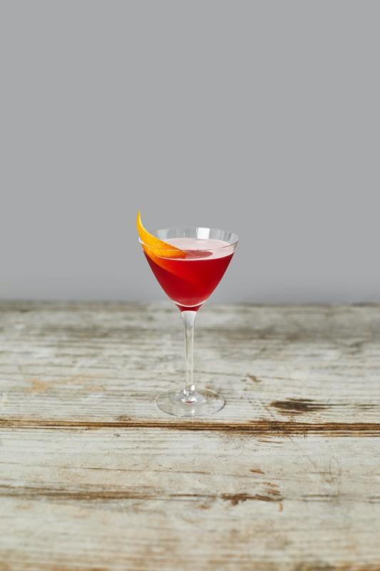 Cosnopolitan Non Alcoholic Cosmopolitan Cocktail Seedlip