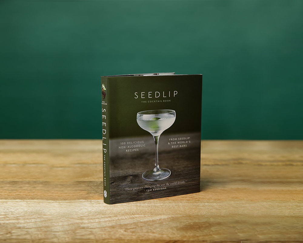 Seedlip Cocktail Recipe Book