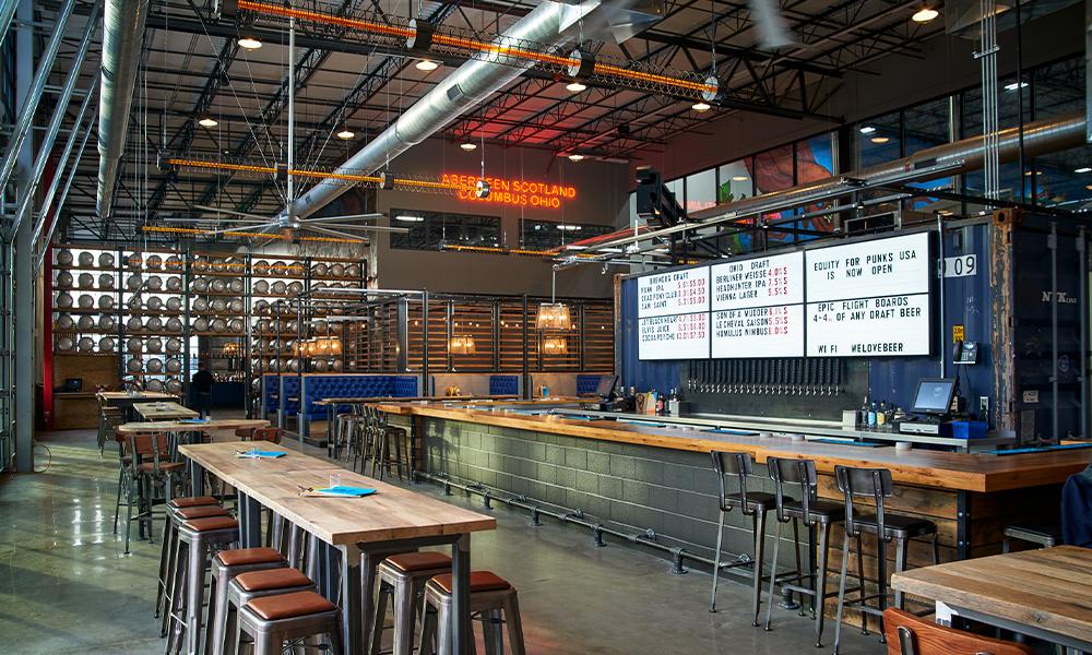 Columbus Brewery Brewdog