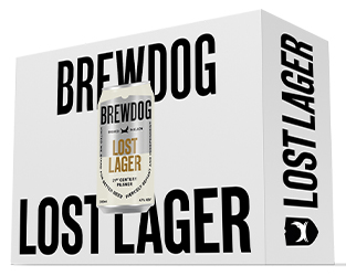 Lost Lager x 48