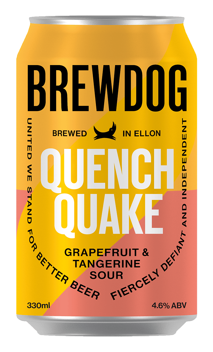 Quench Quake
